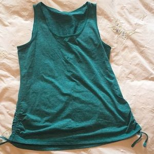 Two Lucy active tank tops
